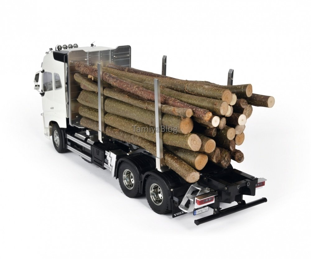 Tamiya-56360-Volvo-FH16-Globetrotter-750-6x4-Timber-10