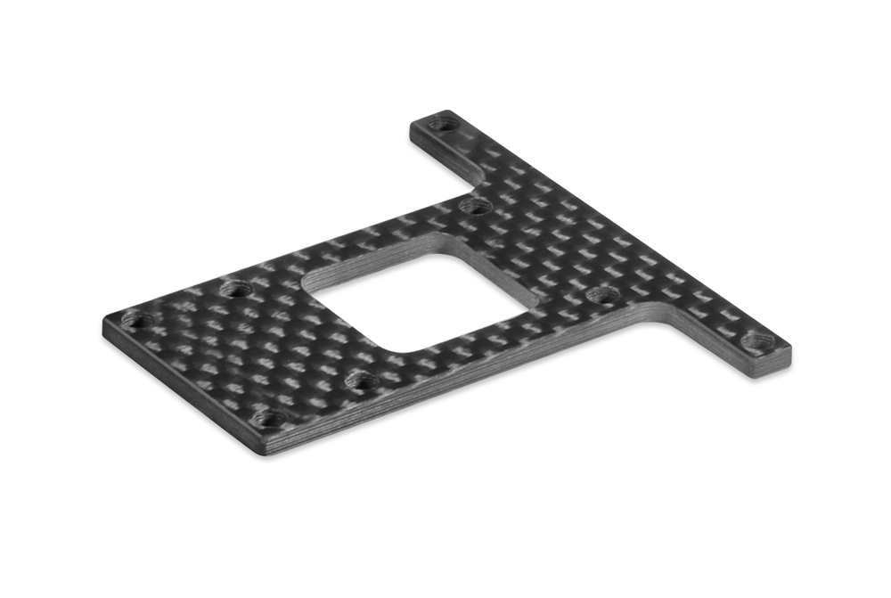 XT2 Graphite Gear Box Height Adjustment Plate (2)
