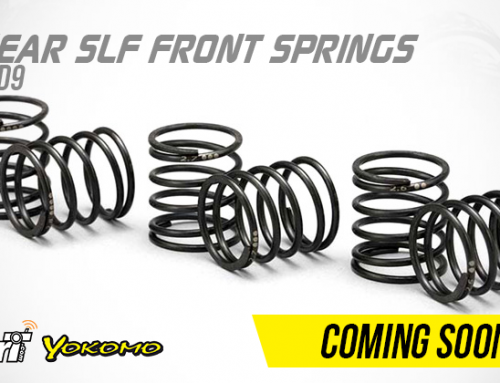 Yokomo | Linear SLF Front Springs for BD9 @Coming Soon