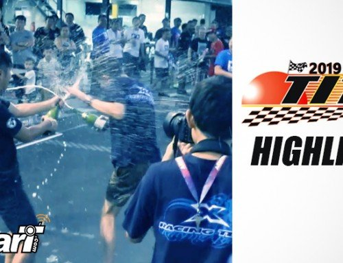 Thailand International Touring Car Championship TITC 2019 @Highlight Video