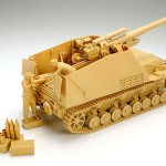 Tamiya-35367-1-35-German-heavy-self-propelled-howitzer-Hummel-late-type
