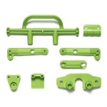 Tamiya 47408  WR-02CB M Parts (Bumper) (Yellow Green)