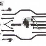 rcmart, blog, axial, SCX24 Deadbolt 1/24th Scale Elec 4WD - RTR, Red axi90081, chassis_parts_layout