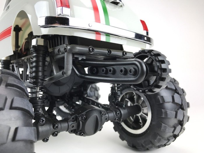 rcmart-blog-CEN Racing New Face in 112 World - 2WD Fiat Abarth 595 Monster Trucks - Introduction #8910 (17)