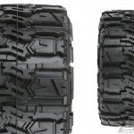 """rcMart,blog, Trencher HP 2.8"""" All Terrain BELTED Truck Tires Mounted #10168-10"""