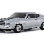 rcMart,blog,1/10 Scale Radio Controlled Electric Powered 4WD FAZER Mk2 FZ02L Series Readyset 1970 Chevy® Chevelle® SS™ 454 LS6 Cortez Silver 34416T1
