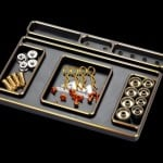 rcMart,blog,ARROWMAX AM Aluminum Tray Black Golden w/ LED Pit Lamp For Set-Up System #AM-174004