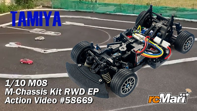 rcmart blog cover tamiya M08 #58669