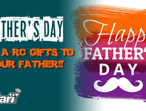 Father's Day – Buy A RC Gifts To Your Father!!