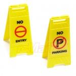 rcMart, blog, Yeah Racing 1/10 Scale Traffic Sign Accessory 6pcs #YA-0542
