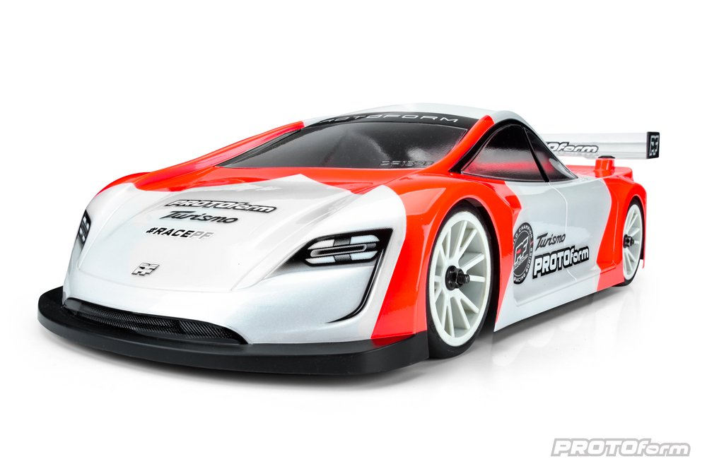 rcMart, blog, Protoform | New Turismo Clear Body for 190mm Touring Car #1570