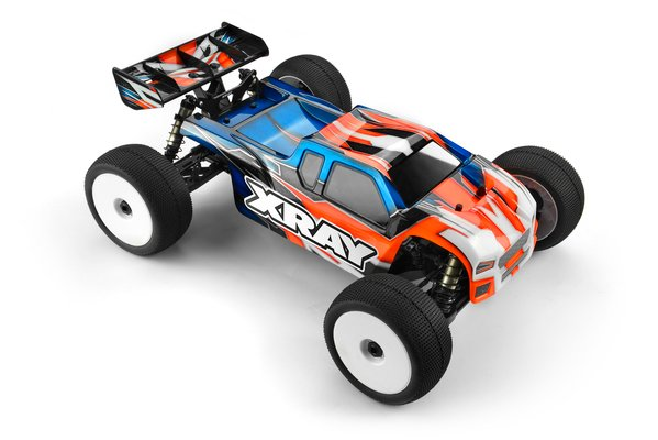 rcMart, blog, Xray | New XT8E 1/8 Electric Truggy Kit