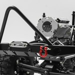 rcMart, Blog, Xtra Speed XS02 V8 Reversed Engine 2 Speed & Carbon Rails 1/10 Scale Crawler Kit 313mm #XS-CAR-912