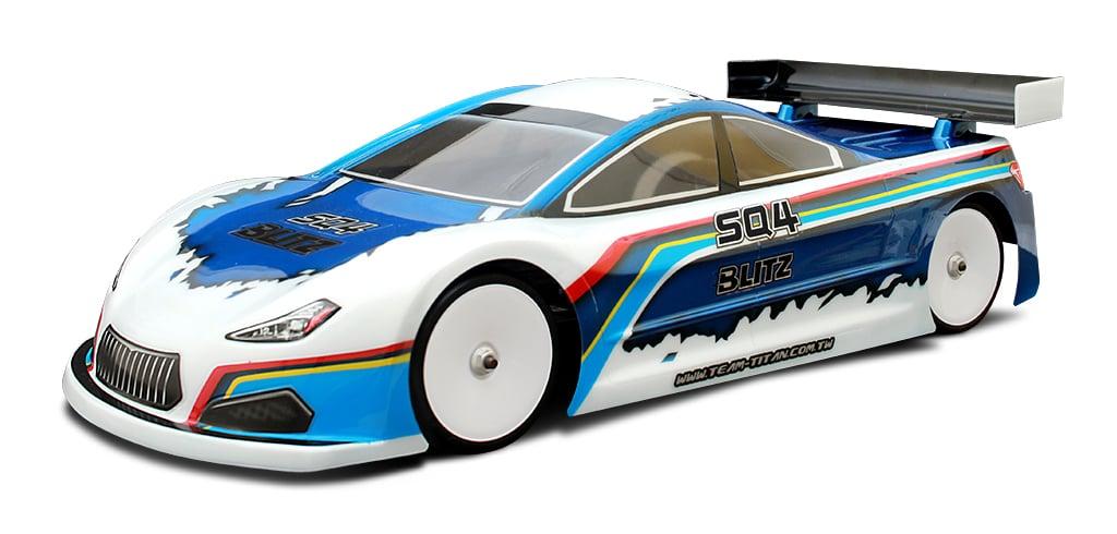 rcMart, blog, Blitz Racing | New SQ4 Body for 190mm Touring Car @Coming Soon #60226