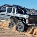 rcMart, blog, Traxxas | New TRX-4 Mercedes-Benz G 63 AMG 6x6 #88096-4