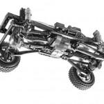 rcMart, blog, Tamiya | New Mercedes-Benz G 500 1/10 CC-02 4×4 Chassis #58675