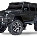 rcMart, blog, Traxxas TRX-4 Mercedes-Benz G-500 Body 1/10 4WD Crawler Truck RTR w/ TQi Traxxas Link #82096-4