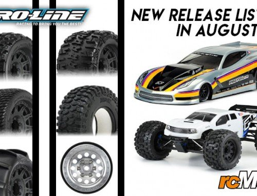 Pro-Line | New Release List in August 2019