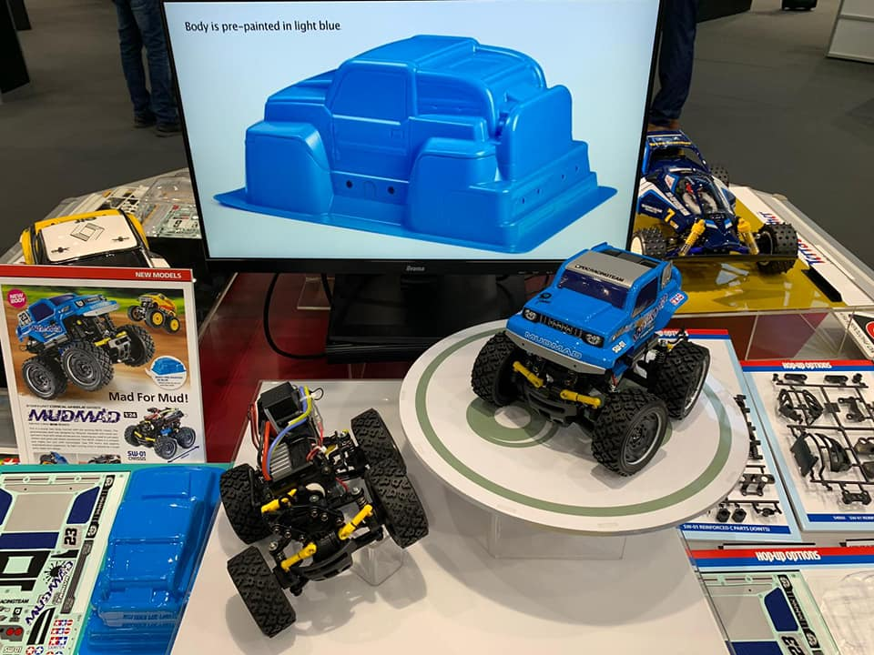Tamiya's New Products at the Nuremberg Toy Fair 2020