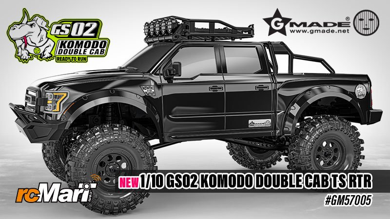 rcmart-blog-cover-Gmade-New-1-10-GS02-KOMODO-Double-cab-TS-RTR-#GM57005