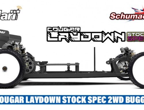 Schumacher | New Cougar Laydown Stock Spec 2WD Buggy #K181