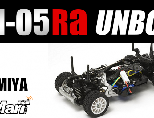 Tamiya 1/12 M05RA Renault 5 Turbo Rally M-Chassis EP Car Kit w/ ESC Motor Unbox! #47435
